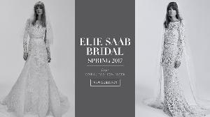 Bridal Collection di Elie Saab